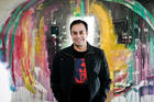 Antonio Navas is the executive creative director for Saatchi & Saatchi NZ. Photo /