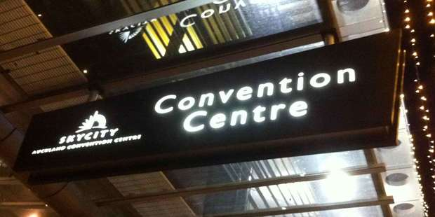So why does everyone say we need a convention centre, anyway? Photo / Supplied