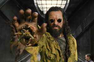 Jemaine Clement's bad ass character, Boris the Animal, in Men In Black 3. Photo / Supplied