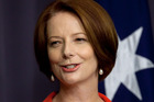 Leader of the Australian Labor Party and Prime Ministe Julia Gillard. Photo / AP