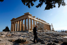 It will take a lot to get tourists to flock back to Greece. Photo / AP