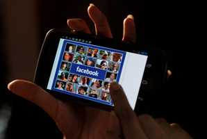 Facebook looks set to relax a ban on children using its site in a move that could see millions more sign up. Photo / AP