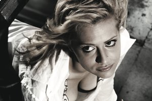 Brittany Murphy as Shellie in a scene from Sin City. Photo / Supplied