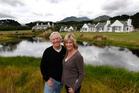 Bill and Carol Foley. Photo / Mark Mitchell