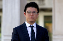 William Yan has been found not guilty of immigration fraud. Photo / Brett Phibbs
