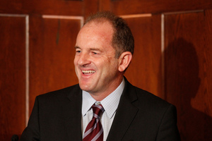 Labour leader David Shearer says the country needs a plan to build up savings. Photo / Mark Mitchell