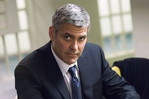 George Clooney has been named as the sexiest man over 50. Photo / File