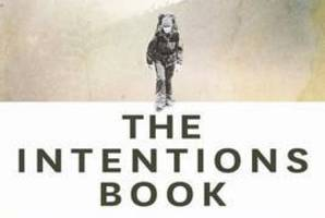 Book cover of The Intentions Book by Gigi Fenster. Photo / Supplied
