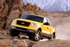 2004 Ford F-150. Photo / Supplied