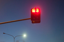 Traffic lights. Photo / APN