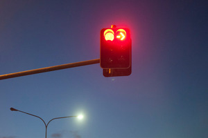 Traffic lights. Photo / APN