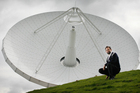 Professor Sergei Gulyaev has said the radio telescope array could give a