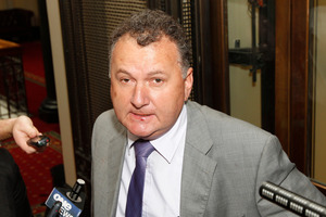 Shane Jones. Photo / Mark Mitchell
