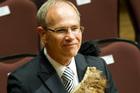 Mayor Len Brown. Photo / NZPA