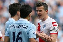 Joey Barton has a long record of mayhem. Photo / Simon Stacpoole, Offside