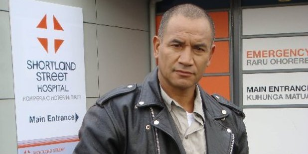 "Temuera Morrison, once the subject of those immortal words: ""You're not in Guatamala now, Dr Ropata""."