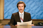 Will Ferrell is Ron Burgundy. Photo / Supplied