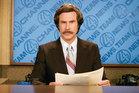 Will Ferrell is Ron Burgundy.