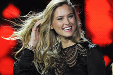 Bar Refaeli is the world's sexiest woman, according to readers of Maxim magazine. Photo / AP