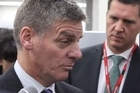Finance Minister Bill English discusses the outlook for this year's Budget.
