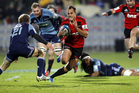 After their match against the Crusaders, the Blues are facing more difficulties. Photo / Getty Images