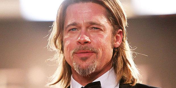 Brad Pitt unveils Killing Them Softly in Cannes. Photo / AP