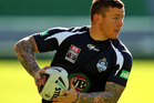 Todd Carney. Photo / Getty Images