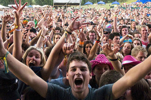 Fans are angry after ticket sales crashed for the next Rhythm & Vines festival.  Photo / Stephen Field