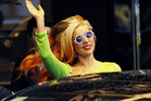 Lady Gaga is launching a social networking site for her fans. Photo / AP