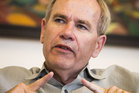Len Brown says alternatives to rates rises are being considered to fund major projects in Auckland. Photo / Natalie Slade