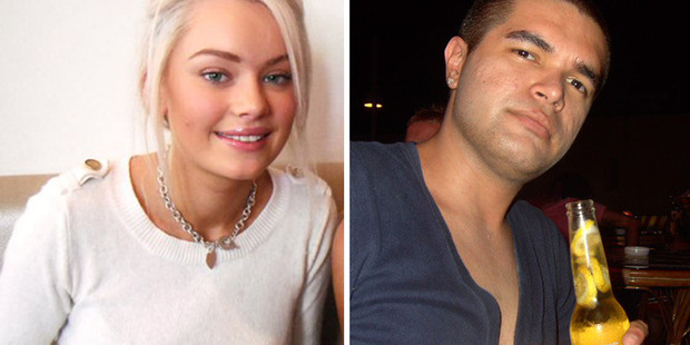 Eliot Turner, right, was on trial for the murder of former New Zealander Emily Longley. Photos / File