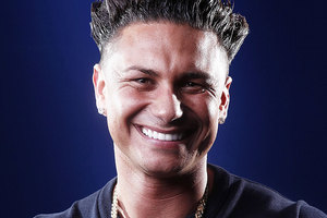 Paulie D from the raunchy MTV show Jersey Shore. Photo / AP