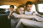 Kristen Stewart in her new film On the Road.  Photo / Supplied