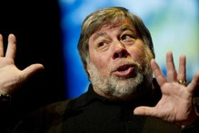 Steve Wozniak freely calls himself a 'genius' for his work with Apple. Photo / File