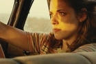"Hollywood star Kristen Stewart said that after the ""Twilight"" vampire movies, she had thrown herself into the carefree sexuality of her new role in the Cannes contender ""On the Road""."