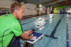 Many adults are joining swimming squads to perfect their techniques. Photo / Doug Sherring