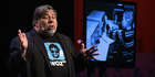 Woz Live - no girlfriend, just genius