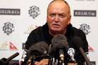 Graham Henry says playing the All Blacks should not intimidate the Pumas. Photo / Getty Images