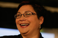 Green co-leader Metiria Turei. Photo / Getty Images