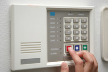Do you manage to deactivate your house alarm before it starts screeching?