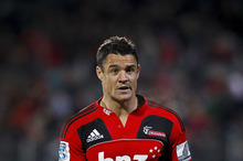 Dan Carter. Photo / Martin Hunter