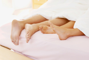Hogging the sheets, snoring and being touched by cold feet are the biggest bedtime bugbears, a new survey suggests. Photo / Thinkstock