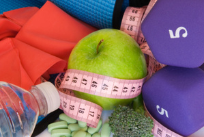 Wendyl Nissen is working hard to get in shape before she turns 50. Photo / Thinkstock