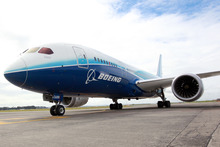 United Airlines has shelved plans to fly an Auckland-Houston route with the Boeing Dreamliner. Photo / Doug Sherring