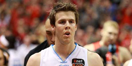 Tom Abercrombie has been ruled out of the Tall Blacks Olympic qualifying campaign. Photo / Paul Kane.