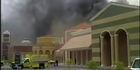 Watch: Raw Video: Fire in Villaggio Mall in Doha