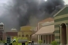 A fire that erupted in a nursery in a main shopping centre in Qatar's capital killed 19 people - three New Zealand children reportedly among them.