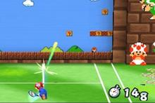 The Goomba army gets a break from facing Mario's fireballs, but they're still on course for a balls-up. Photo / Supplied