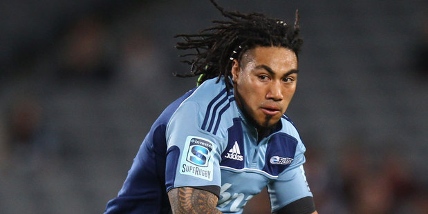 Ma'a Nonu has returned to the Blues starting XV for this weekend's match against the Chiefs. Photo / Getty Images.