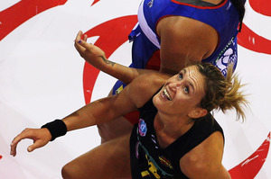 Leana de Bruin wants to look ahead. Photo / Getty Images.